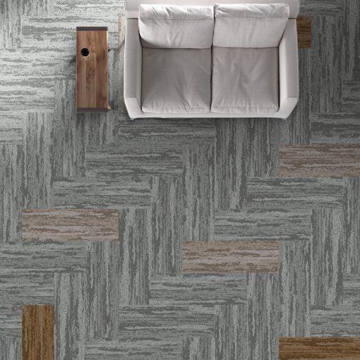 newspec carpet tile inlay