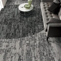 carpet tiles brick design