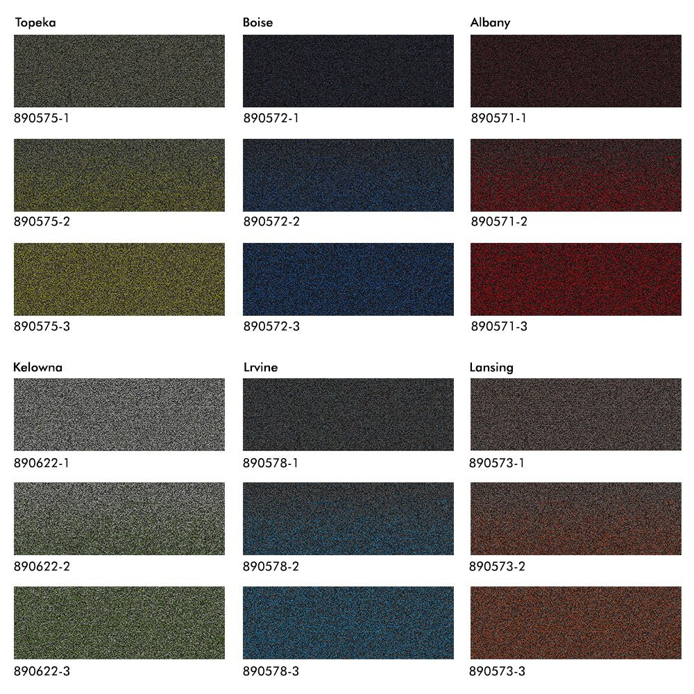 newspec carpet tile starlight colletcion